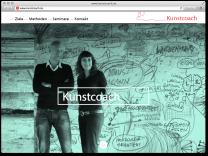 Projektdetails: Kunstcoach.de